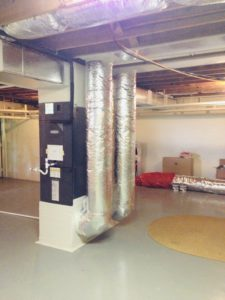 New HVAC Installation