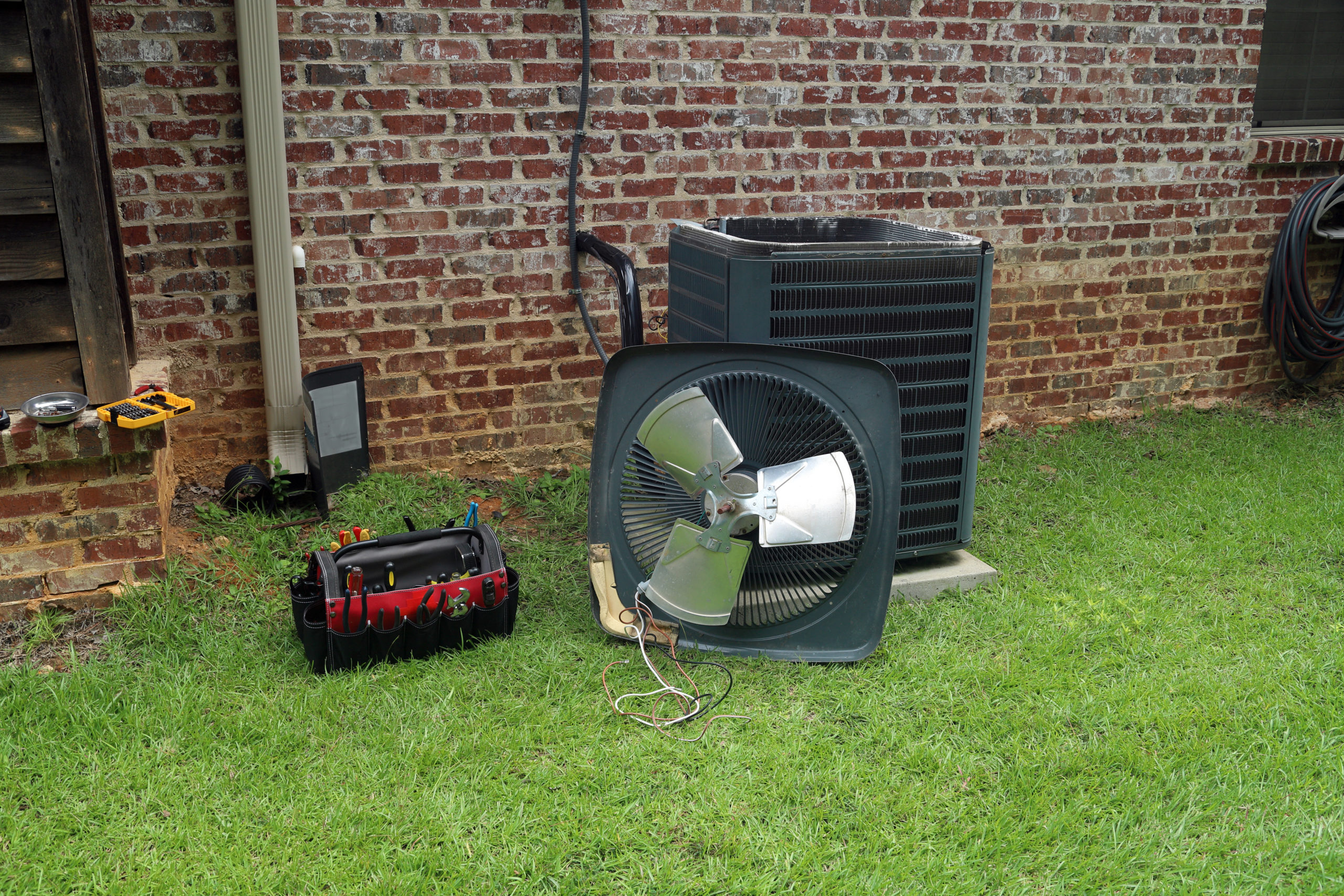 Replacing your heating and cooling system